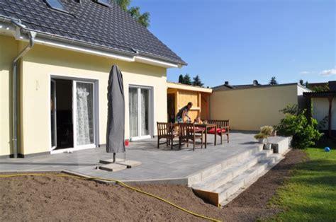 garten terrasse anlegen alle kosten fotos infos zum
