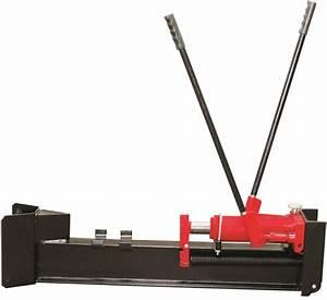 Fendeur De Buche : fendeur de b che hydraulique avec 2 leviers machine bois ~ Melissatoandfro.com Idées de Décoration