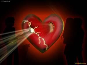 Broken Heart Wallpaper Love - WallpaperSafari