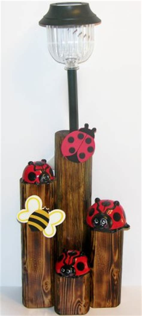 where to buy solar lights for crafts solar light wood crafts ladybug solar light post solar