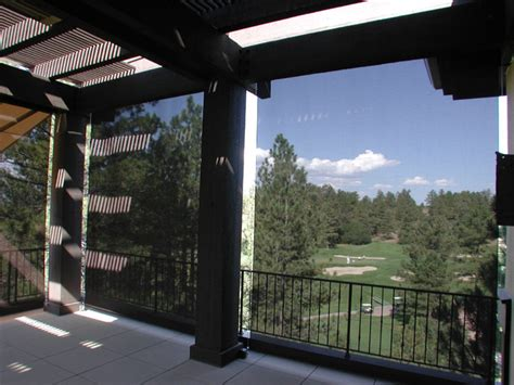 outdoor solar shades for patios exterior solar shade oasis series