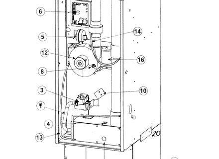 Intertherm Nordyne Sequencer Furnace