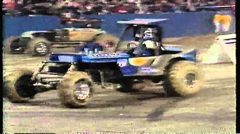 monster truck mud racing ushra mud monster truck racing super challenge 1990