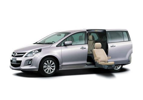 Mazda Mpv Second Row Lift-up Seat (japan)