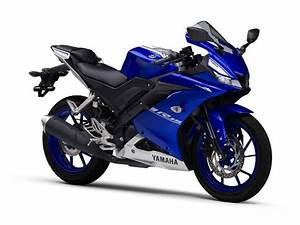 Yamaha R15 V3 0 Spied In India