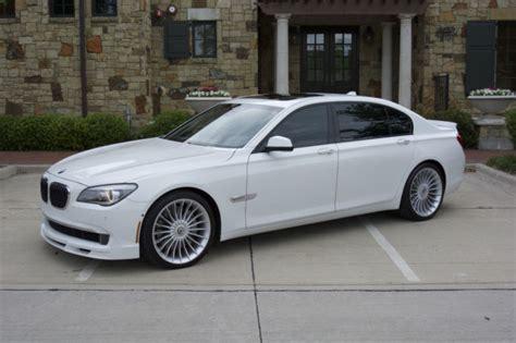 2012 Bmw 7-series Alpina B7 Lwb
