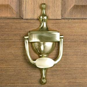 Classic, Door, Knocker, -, Brass, Door, Knockers, -, Door, Knockers