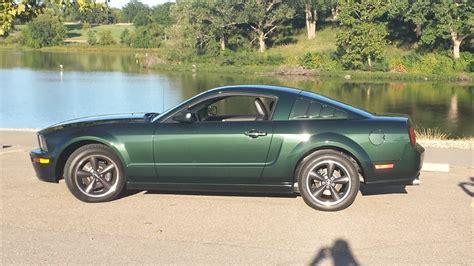 2008 Ford Mustang Bullitt Edition For Sale Cargurus