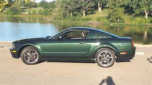 Highland Green 2008 Ford Mustang Bullitt For Sale | MCG Marketplace