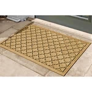 bungalow flooring water guard cordova indoor outdoor mat doormats at hayneedle