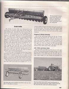 Drill Press Speed Chart Case Grain Drill Settings Yesterday 39 S Tractors