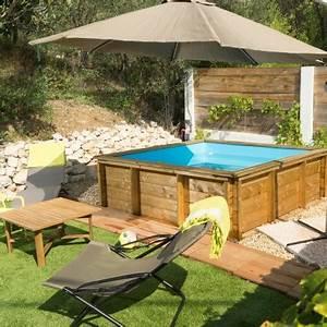 Piscine Hors Sol En Bois Pas Cher : piscine hors sol bois tropic junior proswell ~ Premium-room.com Idées de Décoration