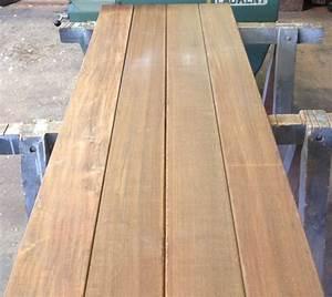 Lame De Bois Pour Terrasse : bois exotique ipe top bois direct ~ Melissatoandfro.com Idées de Décoration