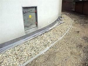 drainage autour d une terrasse drainage autour d une With drainage autour d une terrasse
