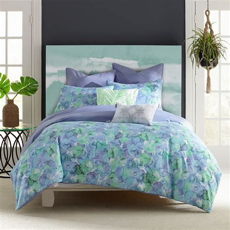 sea of glass comforter set by amy sia bedding and