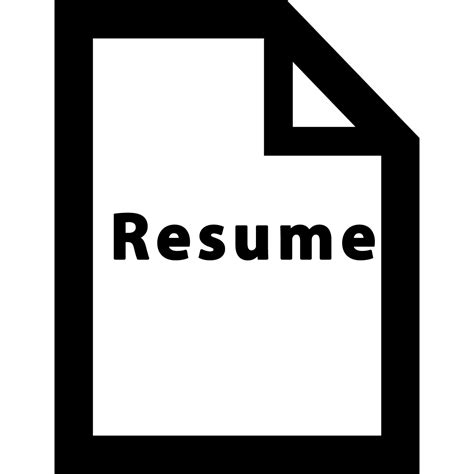 resume icon png 12 contact icons for resume images resume icon resume