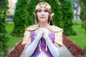 Princess Zelda Cosplay 3 - TLOZ Twilight Princess by ...
