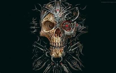 Skull Wallpapers Backgrounds Laptop Skulls Tablet Skeleton