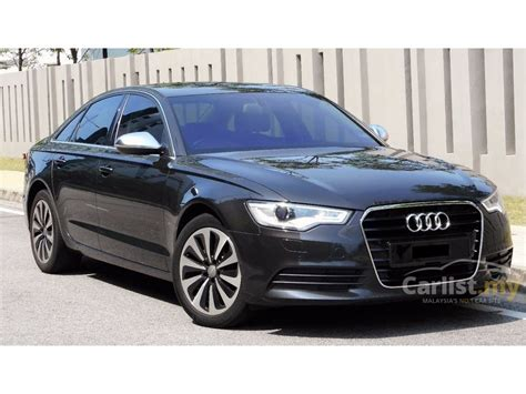 audi a6 2012 audi a6 2012 tfsi 2 0 in penang automatic sedan brown for