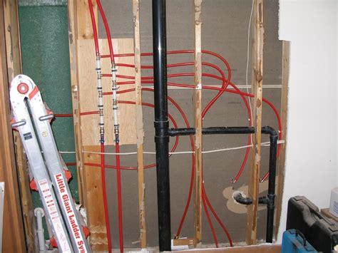 Pex Plumbing by Pex Pipes Says Bye To Rigid Pipes Buildcivil