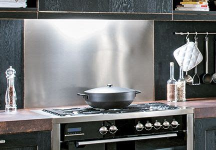 comment nettoyer hotte inox