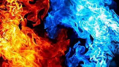 Wallpapers Fire 4k Desktop Razer Abstract Flame