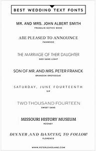 good font for wedding invitations yourweek 43778beca25e With best font for wedding invitation address labels