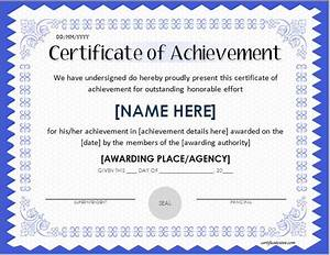 best teacher award template certificates of achievement for word professional certificate templates
