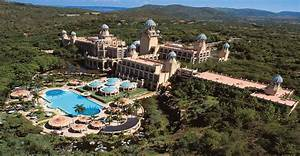 The Palace Sun City Or Lost City Pilanesberg National Park