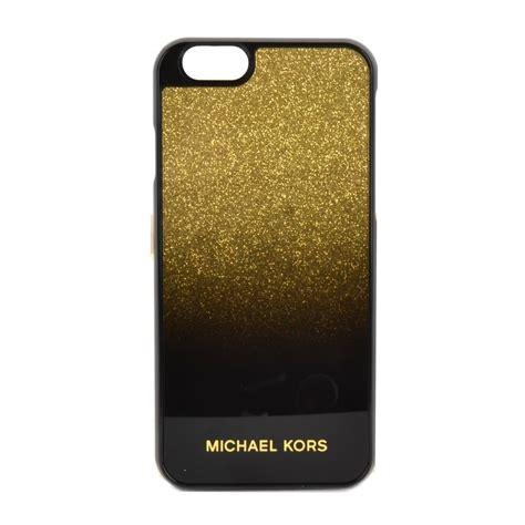 michael kors iphone michael michael kors gold dip dyed iphone 6