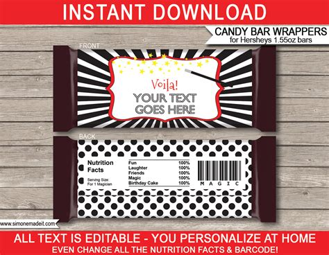 Magic Hershey Candy Bar Wrappers  Personalized Candy Bars. Fathers Day Graphics. Reserved Seat Sign Template. Kindergarten Lesson Plan Template. Free Kindle Romance Books. Best Basic Sample Of Resume. University Of Kansas Graduation. Business Invoice Template Free. College Graduation Announcements Templates