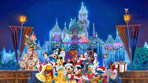 Images & pictures of christmas disneyland wallpaper download 17 photos. Disneyland Christmas Wallpaper by Thekingblader995 on DeviantArt