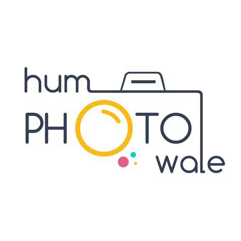 humphotowale logo photography logo camera logo