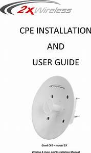 Digitalpath G6cpe Gen6 Cpe User Manual
