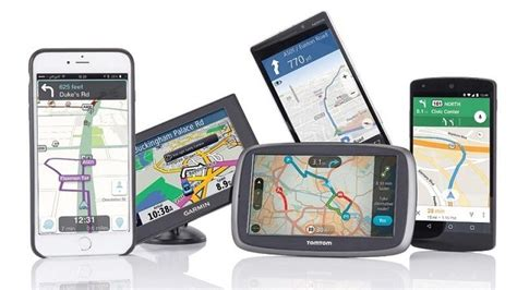 Introduction To The Different Gps Devices
