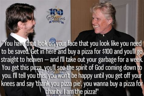 Gary Busey Quotes The Funniest Quotes From Gary Busey 011 Funcage