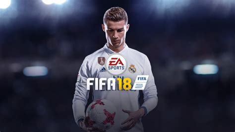 Wallpapers Of Christiano Ronaldo Fifa 18 Announced With Christiano Ronaldo Shining On Cover