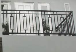Railing Balkon RB 406 Bengkel Las Suryamas Pagar Contoh Pagar Tangga Aglaproduct 118 Model Tangga Rumah Minimalis Dan Unik Pintu Besi Pagar Rumah Kanopi Teralis Jendela Railing