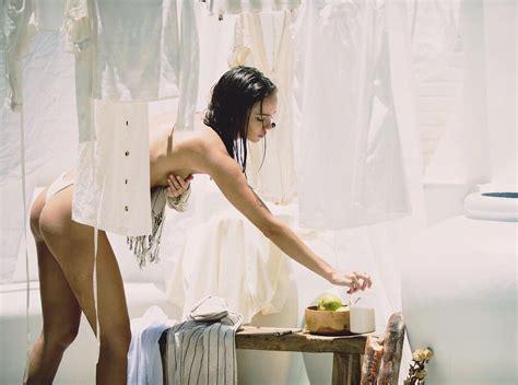 Inka Williams Nipples 5
