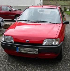Ford Fiesta Mk3 : file ford fiesta wikipedia ~ Voncanada.com Idées de Décoration