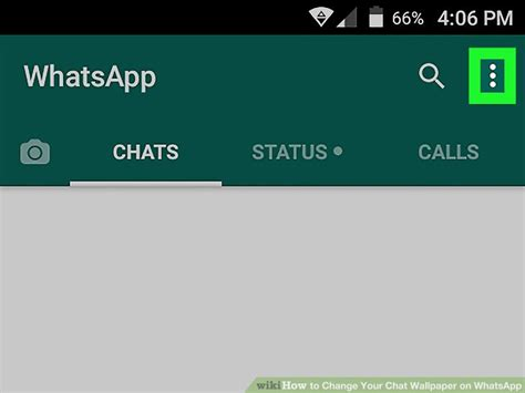 change  chat wallpaper  whatsapp  pictures