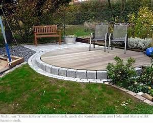 Terrasse holz und stein google suche garten garden for Terrasse stein und holz