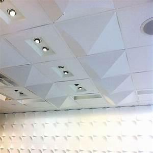 Dalle Faux Plafond 60x60 Leroy Merlin : dalle faux plafond 60x60 leroy merlin ~ Melissatoandfro.com Idées de Décoration
