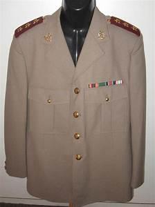 Uniforms - Old Sadf Military Uniform - Pre 1994
