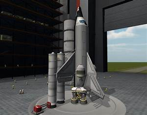 Shuttle using stock parts? - KSP Discussion - Kerbal Space ...
