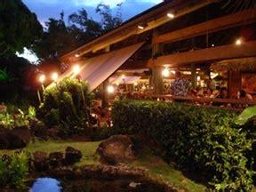 menu  keokis paradise restaurant  dining