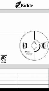 Download Kidde Carbon Monoxide Alarm 2508