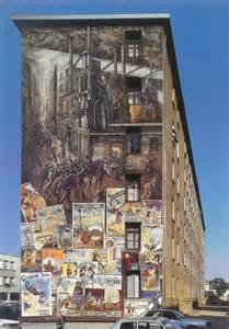 Mur Peint Lyon les murs peints du quartier des etats unis visiter lyon