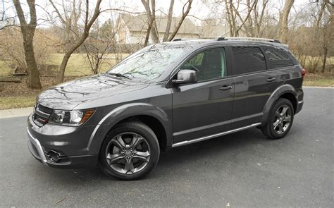 2015 Dodge Journey Reviews by 2015 Dodge Journey Crossroad Awd Review