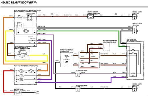 land rover heated windscreen wiring diagram repair